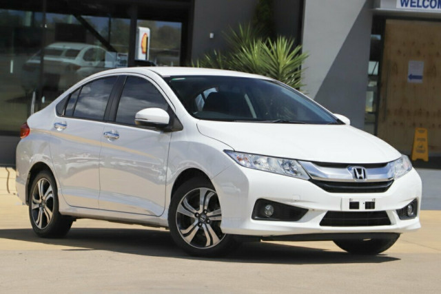 2016 Honda City VTi-L
