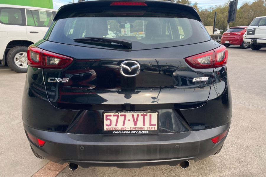 2015 Mazda CX-3 DK2W7A sTouring Suv Image 5