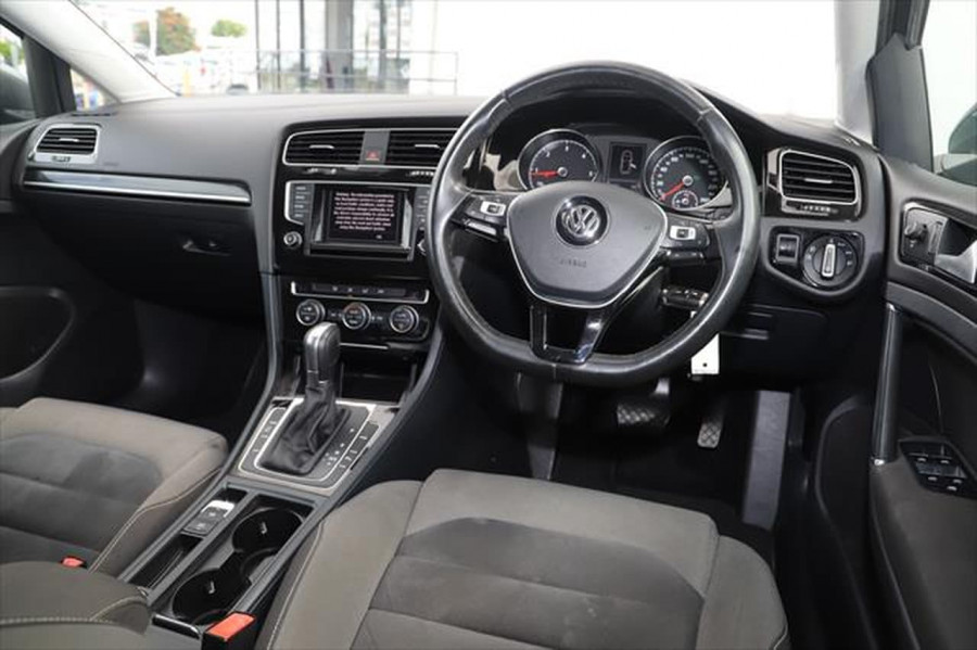 2015 Volkswagen Golf 7 MY15 110TDI Highline Hatchback Image 10