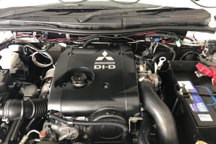 2014 MY15 Mitsubishi Triton MN MY15 GLX-R Utility Image 9