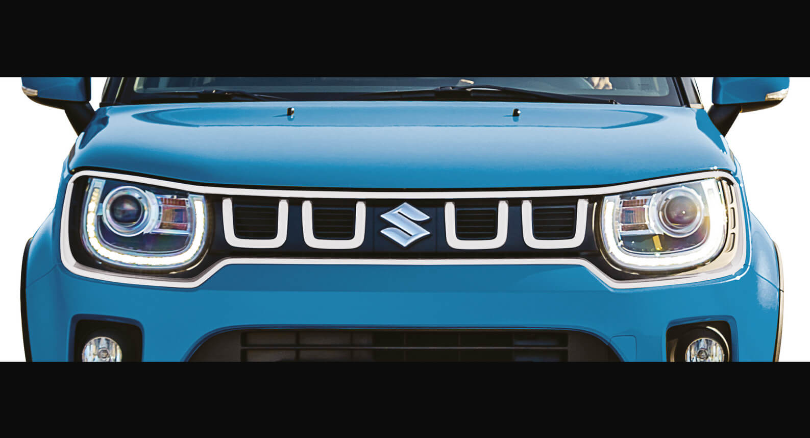 Ignis - Front Grille, White