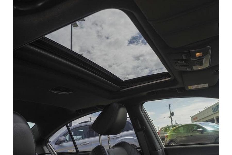 2014 MY15 Subaru WRX V1 Premium Sedan