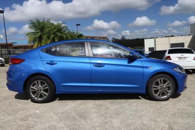 2015 Hyundai Elantra AD MY17 Active Sedan