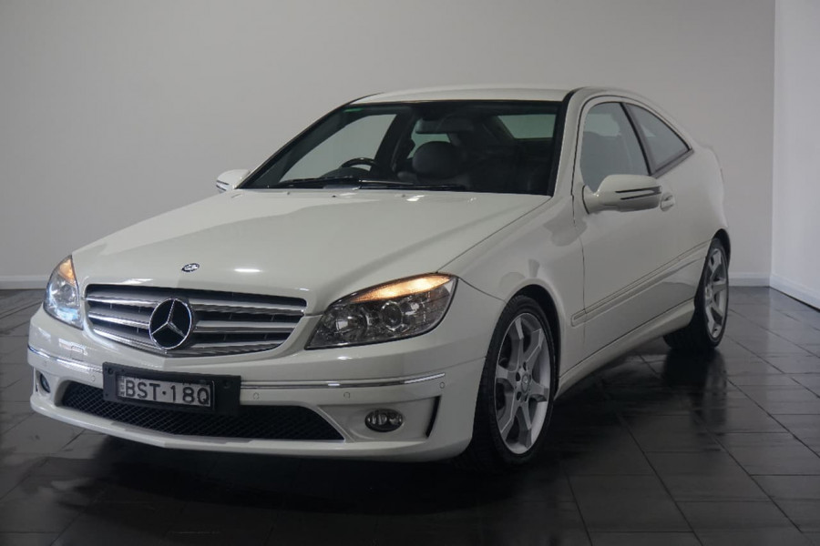 2010 Mercedes-Benz Clc200 Kompressor CL203 S/Charge Coupe