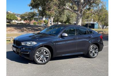 2015 BMW X6 F16 M50d Suv Image 2