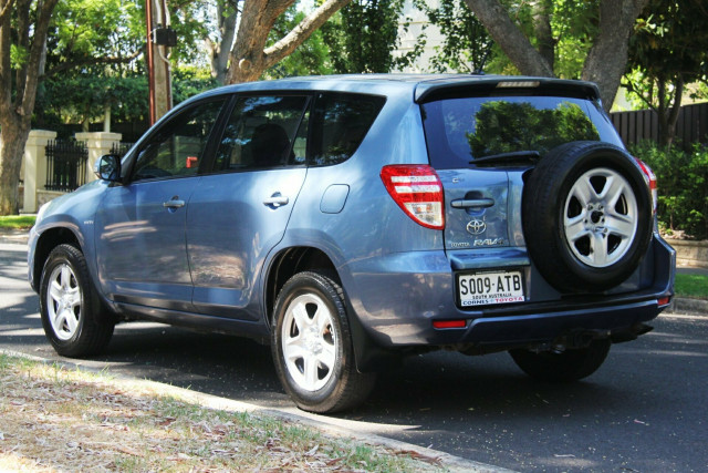 2010 MY09 Toyota RAV4 ACA33R MY09 CV Suv