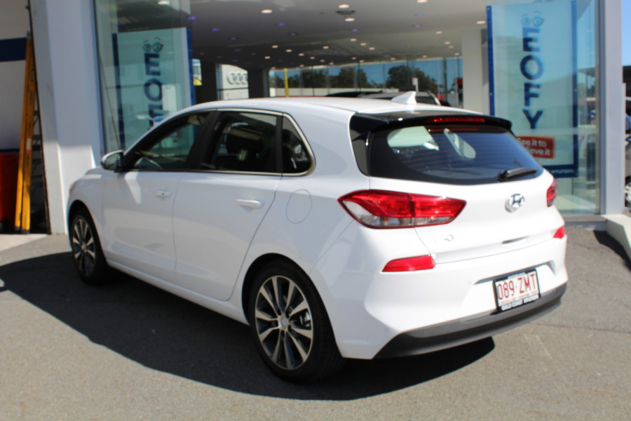 2019 MY20 Hyundai i30 PD2 Elite Hatchback