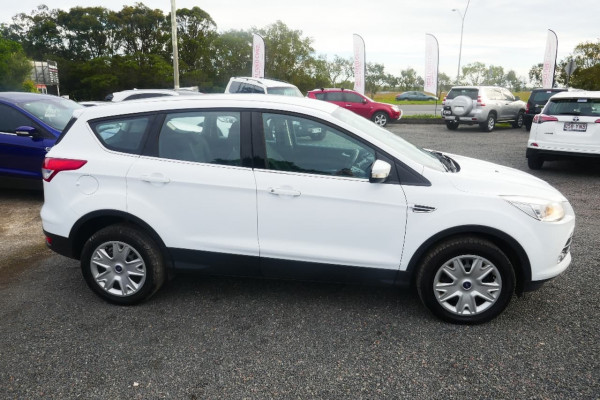Ford Kuga Wagon TF