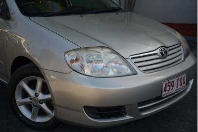 2005 Toyota Corolla ZZE122R Conquest Sedan Image 3