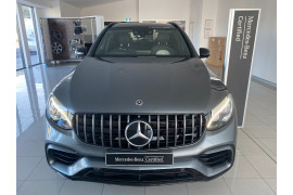 2018 MY09 Mercedes-Benz Glc-class X253 809MY GLC63 AMG Wagon Image 3