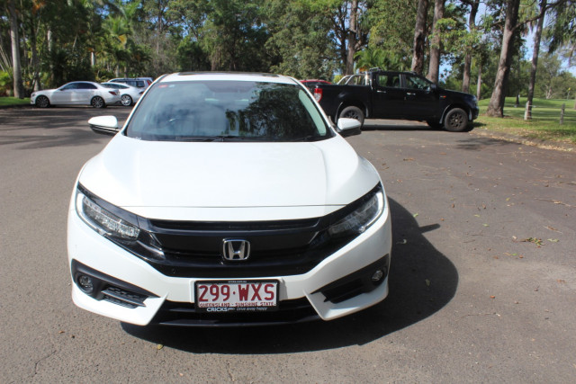 2016 Honda Civic 10th Gen RS Sedan Image 3