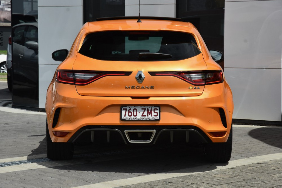 2019 Renault Megane Hatch 5dr Megane R.S. 280 1.8L T/P 205kW 6Spd EDC Hatch