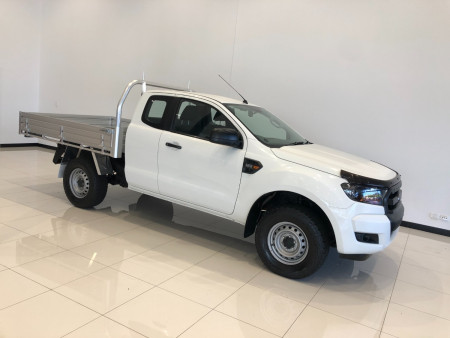 2015 Ford Ranger PX MkII Turbo XL 4wd x-cab chas