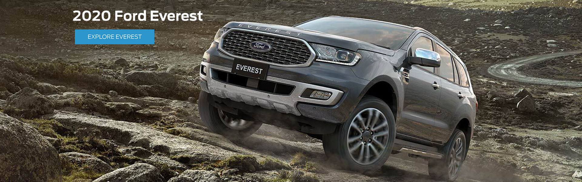 See the full range of Ford Everest models at Alpine Ford