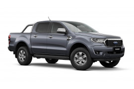 2021 MY21.75 Ford Ranger PX MkIII XLT Hi-Rider Double Cab Utility Image 2
