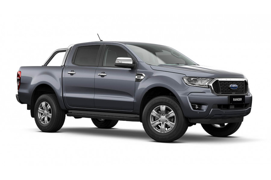 2021 MY21.75 Ford Ranger PX MkIII XLT Hi-Rider Double Cab Utility