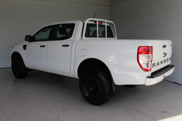 2019 Ford Ranger PX MKIII 2019.00MY XLS Utility Image 4