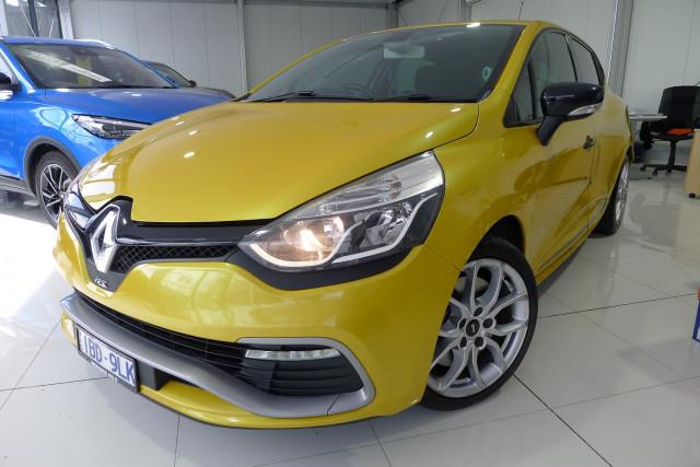 2014 Renault Clio R.S. 200 Sport Premium