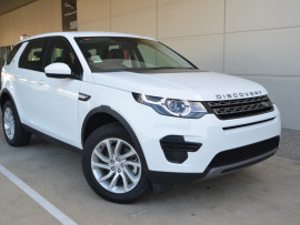 Land Rover Discovery Sport TD4 DISCO