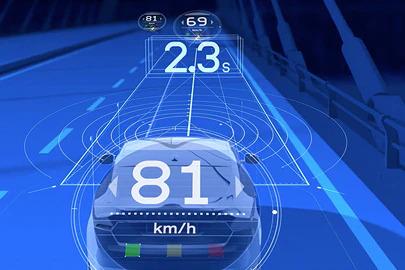 Adaptive Cruise Control Image