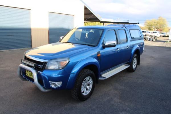2010 Ford Ranger PK XLT Utility Image 3