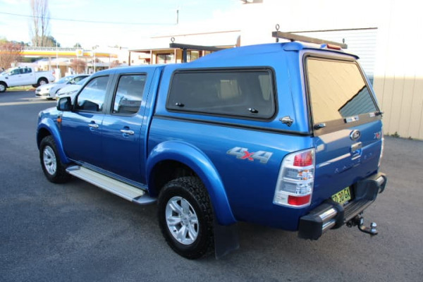 2010 Ford Ranger PK XLT Utility Image 4