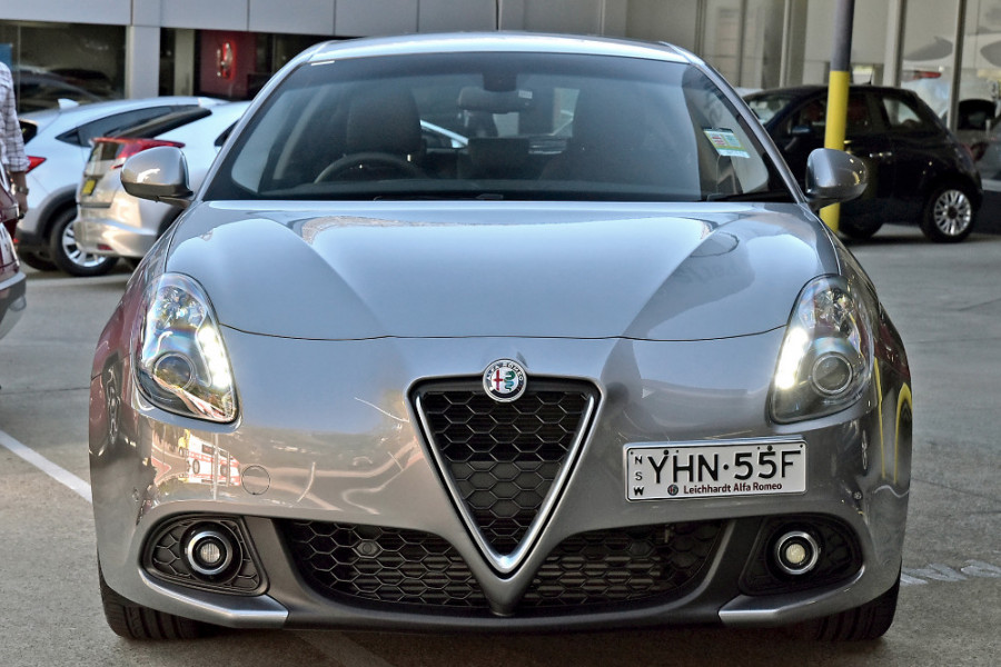2018 Alfa Romeo Giulietta Super TCT