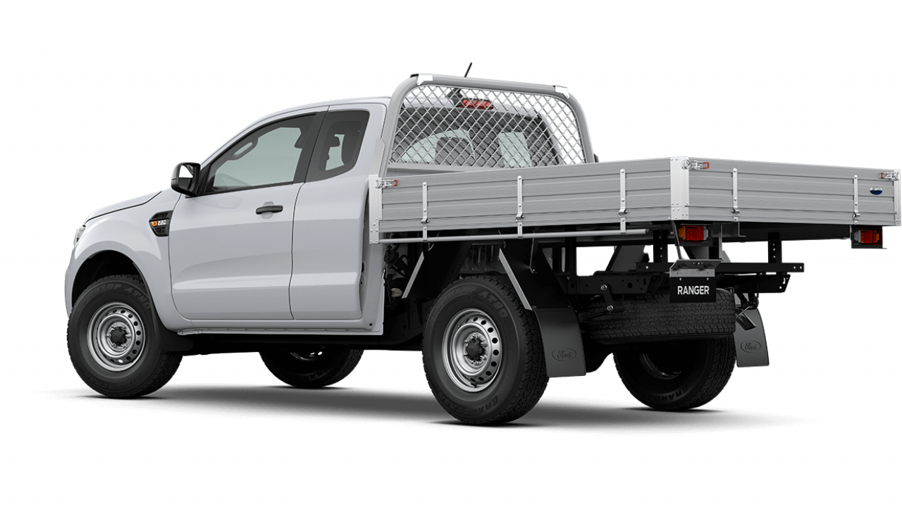 2021 MY21.25 Ford Ranger PX MkIII XL Super Cab Chassis Cab chassis Image 6
