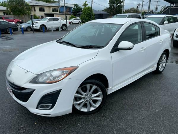 2010 Mazda 3 BL10L1 SP25 Activematic Sedan