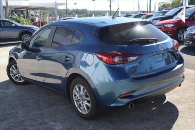 2018 Mazda 3 BN Series Neo Sport Hatchback Image 3