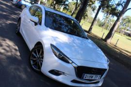 Mazda 3 SP25 BN5238