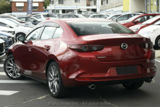 2020 Mazda 3 BP G25 Evolve Sedan Sedan Image 4