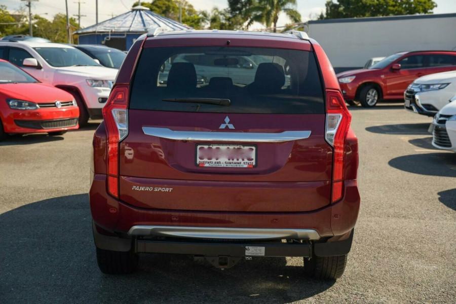 2016 MY17 Mitsubishi Pajero Sport QE GLX Suv