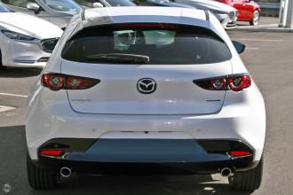 2019 Mazda 3 BP G25 GT Hatch Hatchback Image 3