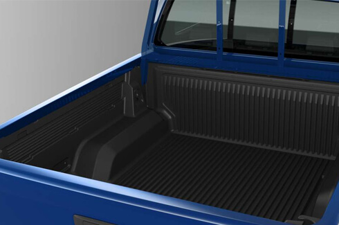 """<img src=""""Bedliner - Underrail - Double Cab with Load Rest"""