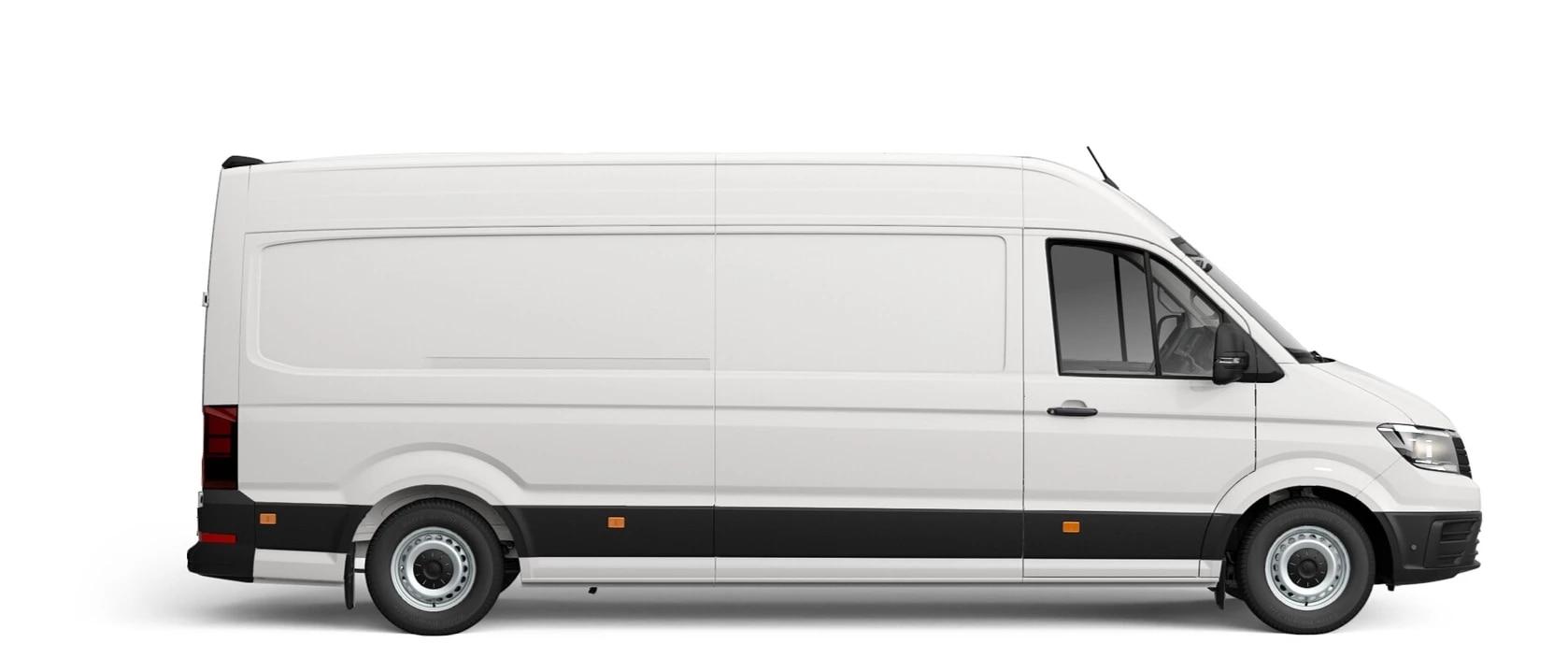 2019 MY20 Volkswagen Crafter SY1 35 Runner LWB Van