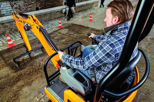 2021 JCB 18Z-1 Mini Excavator (No Series) Image 4