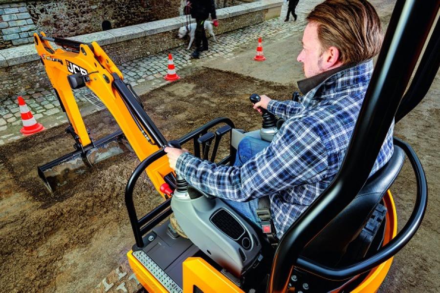 2021 JCB 18Z-1 Mini Excavator (No Series)