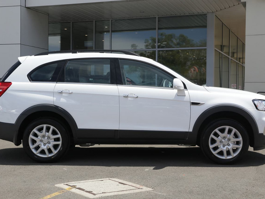 2018 Holden Captiva CG Active 7 Seats Wagon