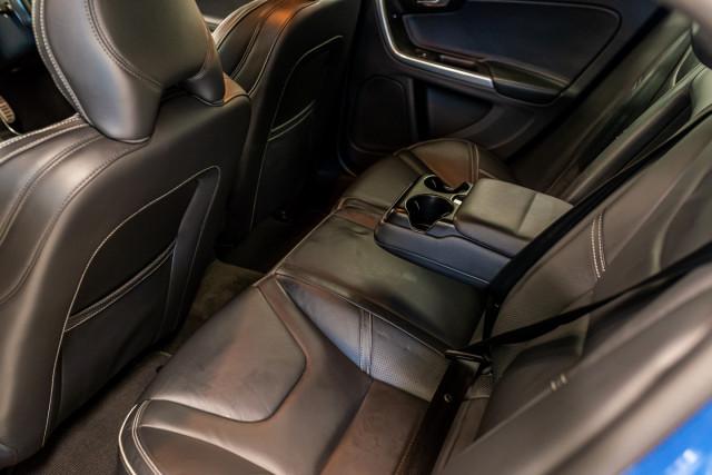 2016 MY17 Volvo S60 F Series T6 R-Design Sedan Image 24