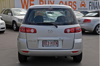 2004 Mazda 2 DY Series 1 Neo Hatchback Image 4
