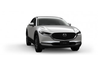 2020 Mazda CX-30 DM Series G20 Pure Wagon Image 5