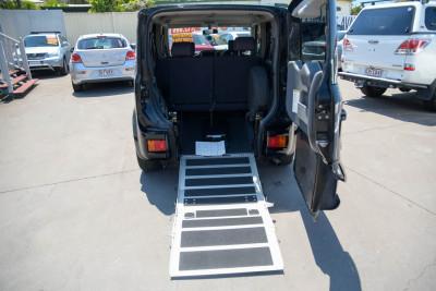 2003 Nissan Cube BZ11 Wagon