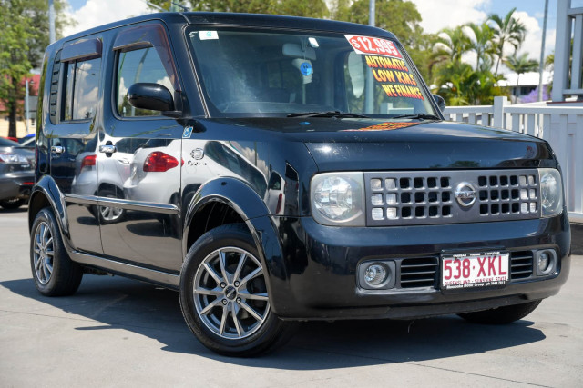 2003 Nissan Cube BZ11 Wagon Image 4
