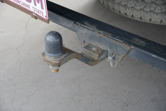 2012 Toyota Hilux TGN16R Workmate Cab chassis Image 11