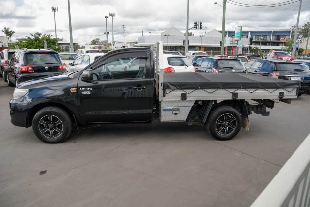 2012 Toyota Hilux TGN16R Workmate Cab chassis Image 7