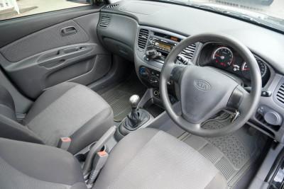 2009 Kia Rio JB LX Hatchback