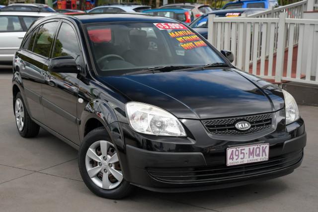 2009 Kia Rio JB LX Hatchback Image 1