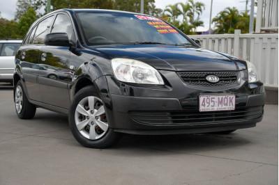 2009 Kia Rio JB LX Hatchback Image 2