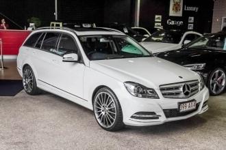 2012 Mercedes-Benz C-Class W204 C250 CDI BlueEFFICIENCY Avantgarde Wagon Image 3